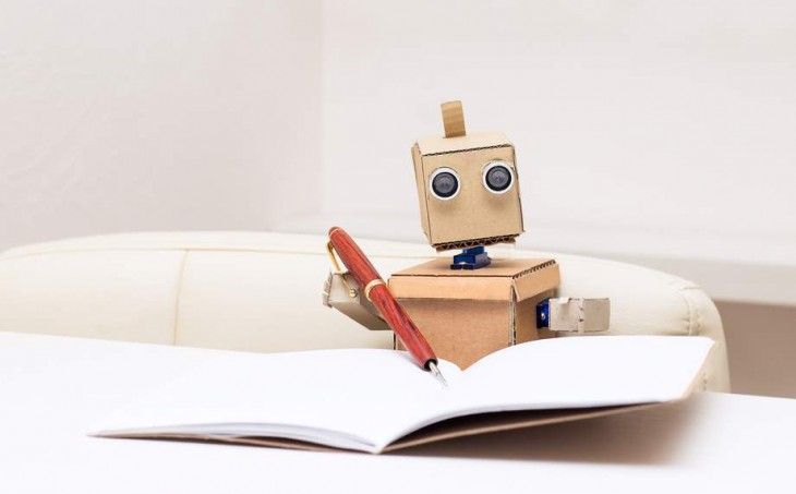 Three ways in which AI will change content marketing